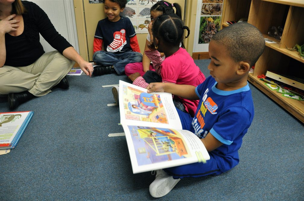 """Storytelling skills support early literacy for African American children"""